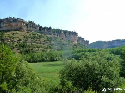 Escalerón,Raya,Catedrales de Uña;viajes trekking la horizontal ruta cercedilla rutas montaña